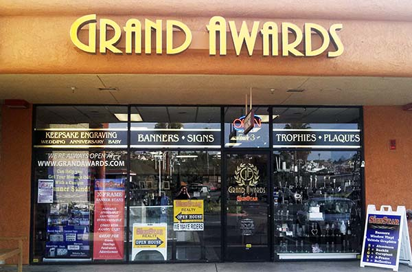 Grand Awards Store Front