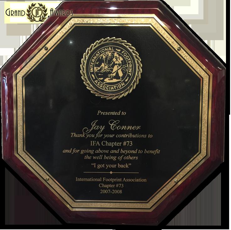 plaques grand awards
