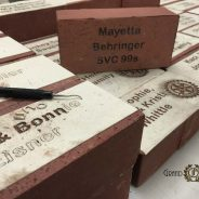 Fundraising Ideas: Personalized Bricks