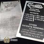 Restoration Parts Identification (ID) and Specification Plates